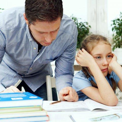 כיצד משפיעה אבחנת קשב וריכוז על המשפחה?